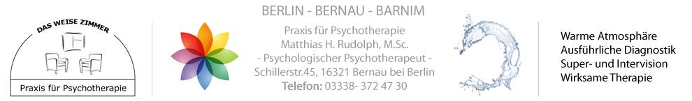 DWZ- Psychotherapie: Bernau - Berlin - Barnim